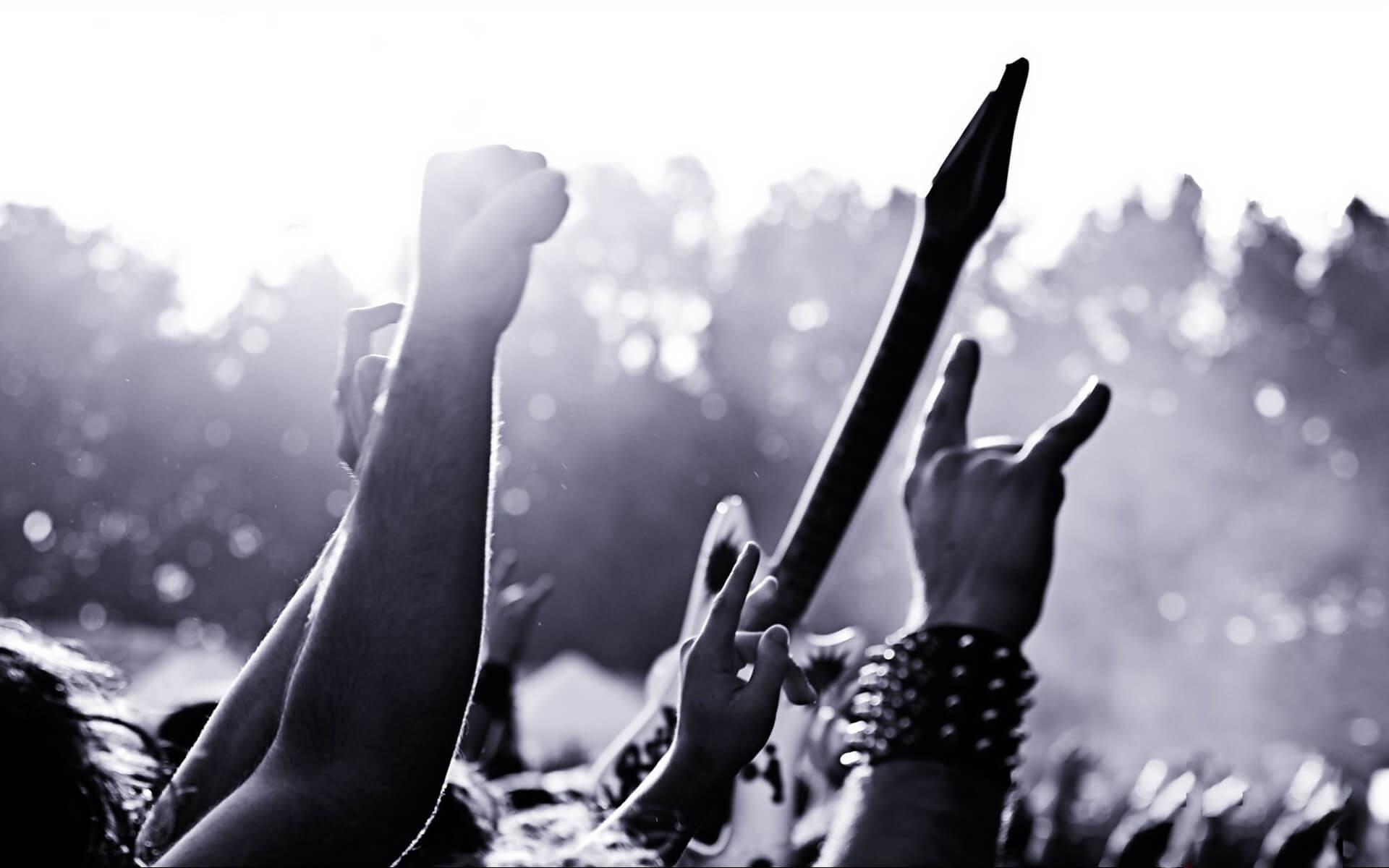playlist rock power