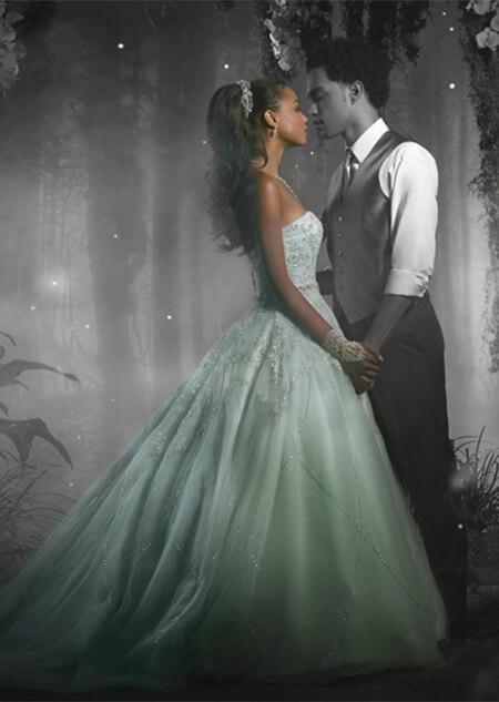 robes de mariée disney