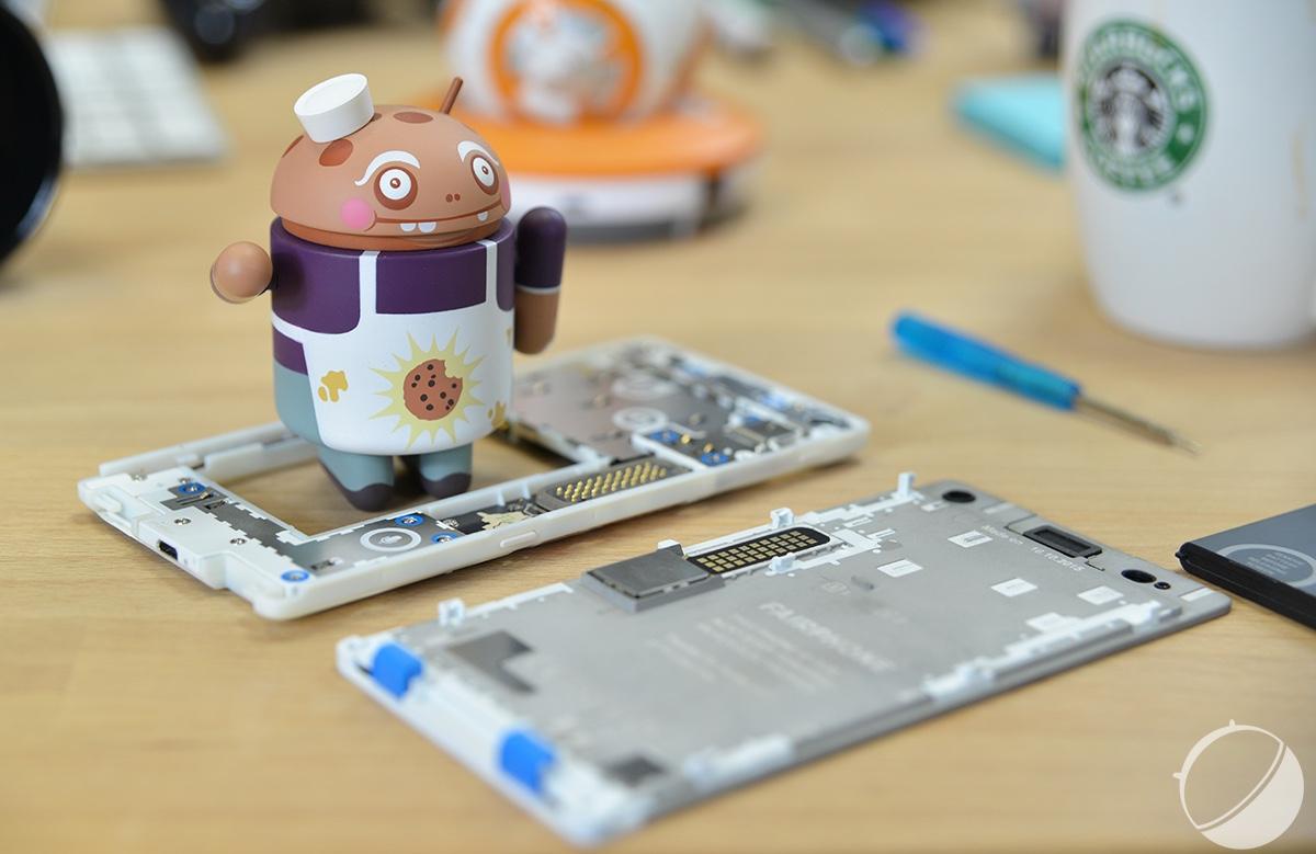 test fairphone 2