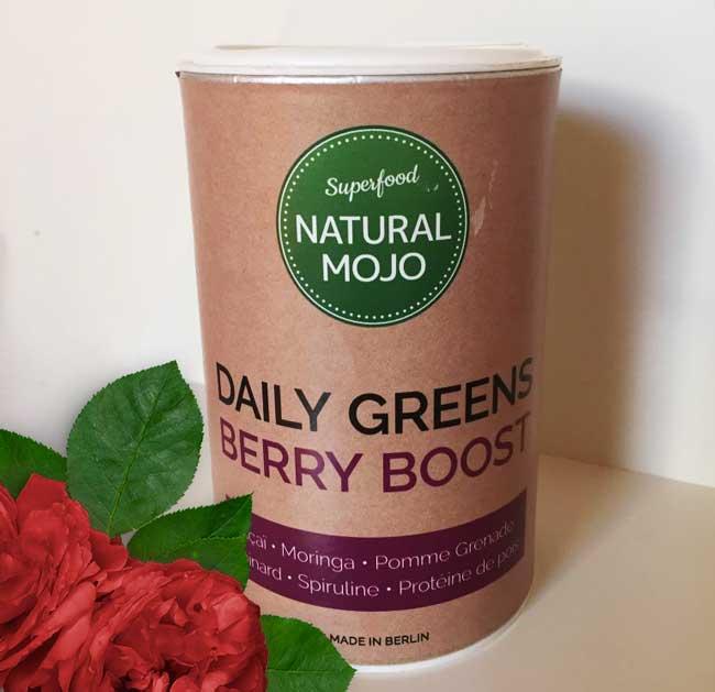 daily greens natural mojo avis