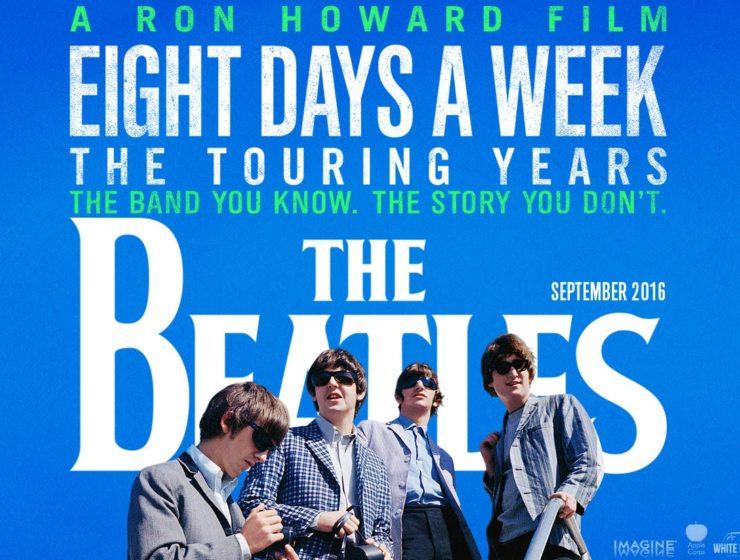 critique film The Beatles - Eight days a week