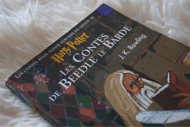 contes de beedle le barde harry potter