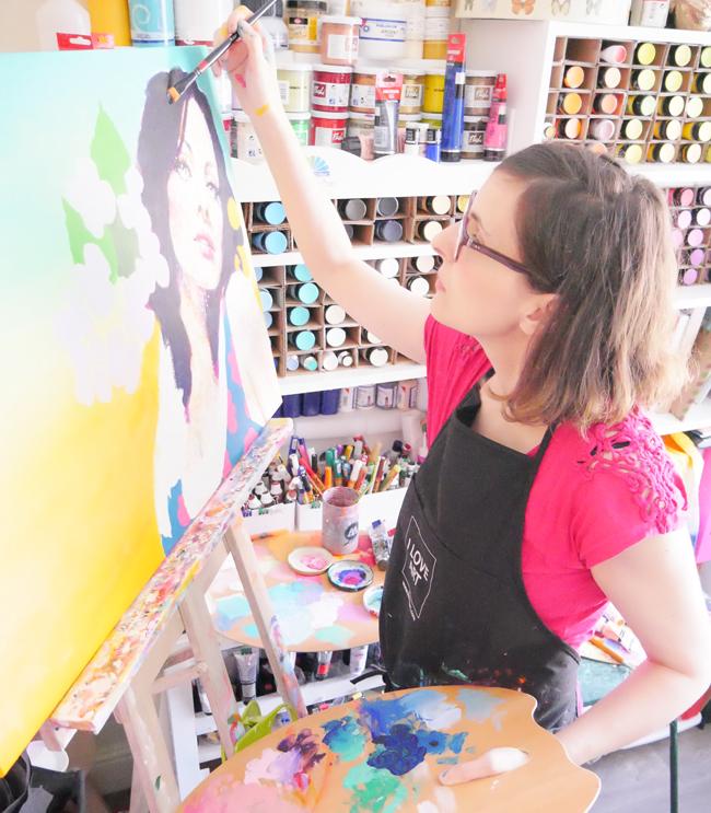 peinture art paris