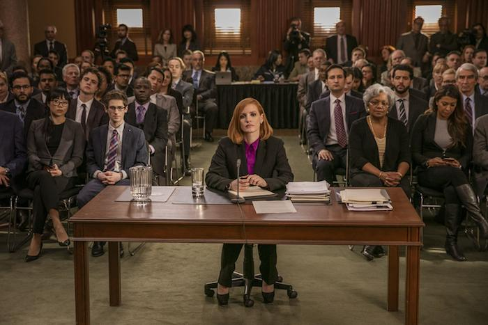 critique film miss sloane