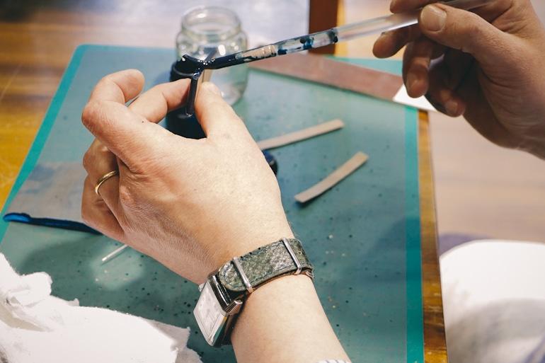 bracelet atelier parisien