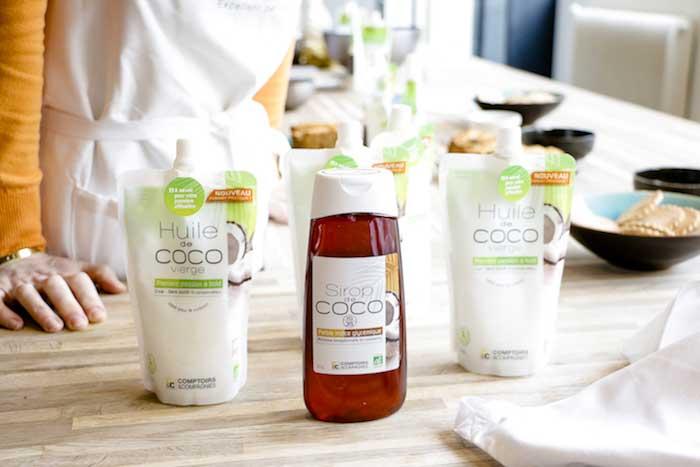 produits noix de coco