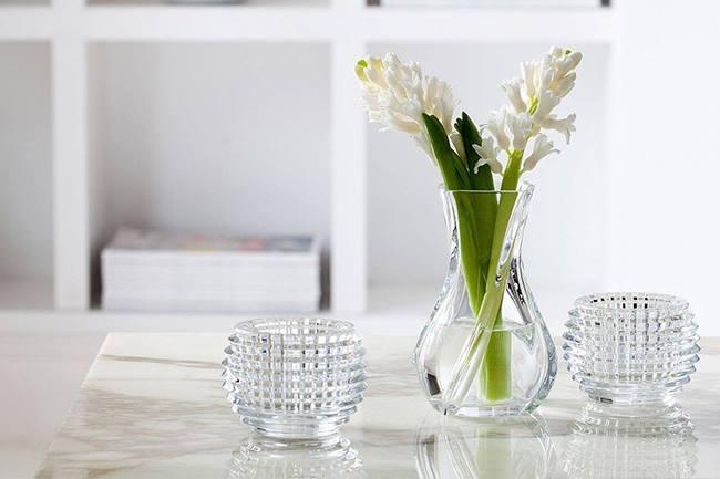 vase en cristal baccarat