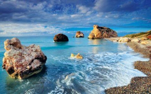 plage cyprus chypre