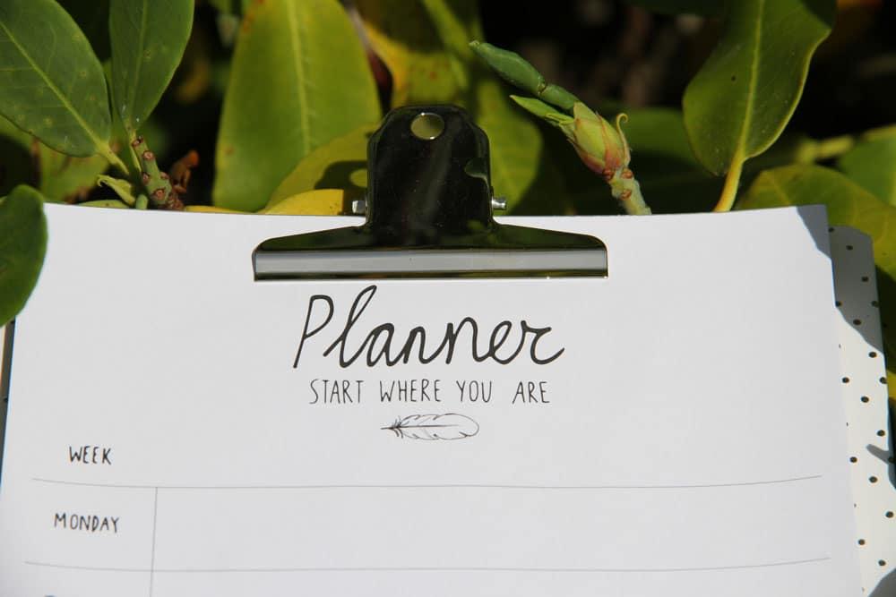 planner hema