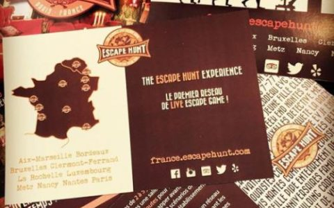 escape hunt game