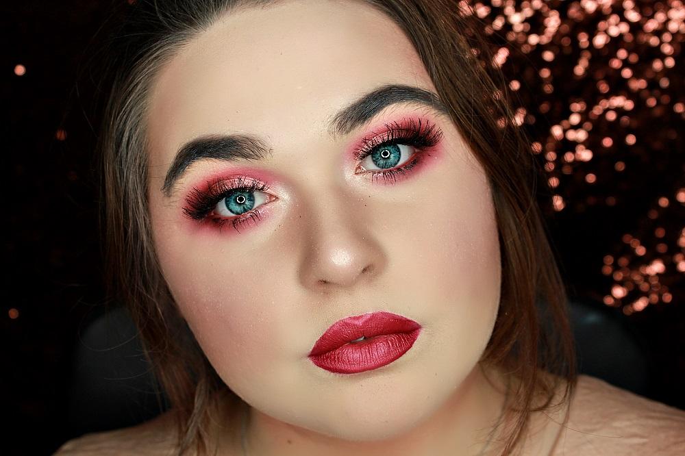 tuto makeup noel