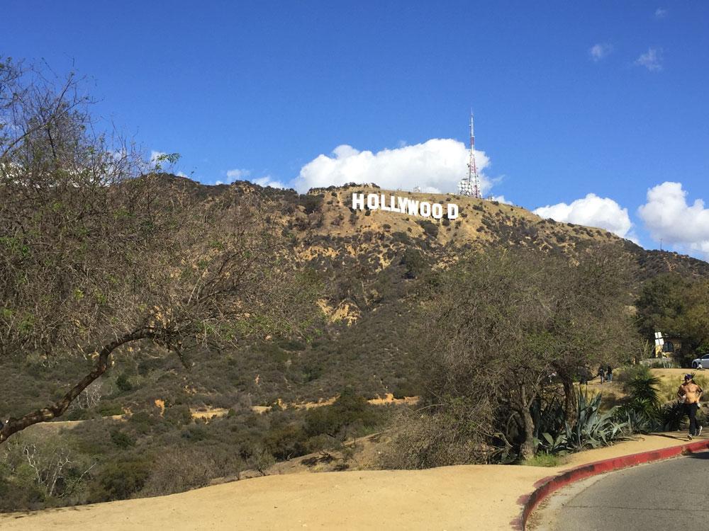 Les lettre de Los Angeles