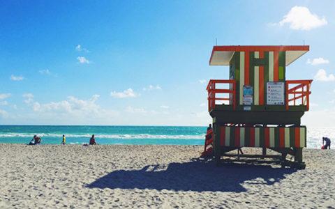 Miami, l'étape estivale du road trip.