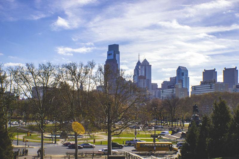 Philadelphie, le mini new York du road trip
