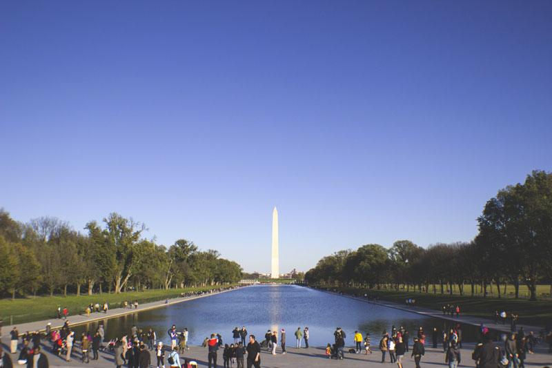 Washington, la capitale du road trip